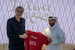 Arsene Wenger Impressed With Qatar S 2022 World Cup Plans