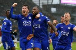 Premier League Wrap Morgan Snatches Points Despite Maguire Dismissal