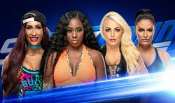 Wwe Smackdown Live Preview Schedule March 26
