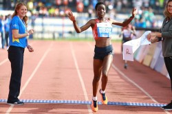 Tirop To Defend Her Women S Crown At The Tcs World 10k