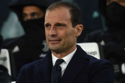 Massimiliano Allegri Football Stupid Juventus