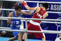 Asian Boxing Championships 2019 Shiva Thapa Sarita Amit Lead 5 Indian Boxers Into Quarter Finals