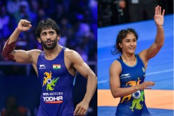 Bajrang Vinesh Nominated For Khel Ratna By Wrestling Federation