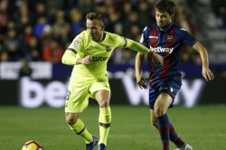 Barcelona Look To Clinch La Liga Title