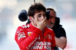 Bottas On Pole In Baku As Ferrari Endure Qualifying Nightmare