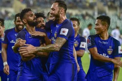Chennaiyin Fc Notch Up Maiden Win In Afc Cup Beat Nepal S Manang Marshyangdi 2