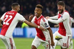 Juventus Ajax Champions League Siem De Jong Predicts Scalp
