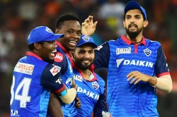 Ipl 2019 Delhi Capitals Are Not Looking For Mistakes And Weaknesses Rabada