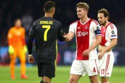 Ronaldo Predator De Ligt Ajax Juventus