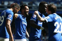 Everton 4 Manchester United 0 Toffees Score Biggest Premier League Win Over Sorry Red Devils