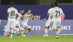 Super Cup Fc Goa Thrash Chennai City Fc To Enter Final