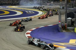 Basic Beginnings To Global Exposure Formula One Reaches 1000 Races