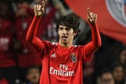 Benfica 4 Eintracht Frankfurt 2 Europa League Match Report Joao Felix