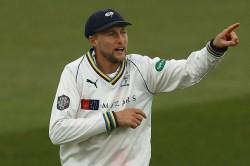 Joe Root England Test Captain Fine Injured Left Hand Yorkshire Nottinghamshire