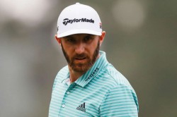 Golf Masters 2019 Dustin Johnson To Rely On Improved Putting At Augusta
