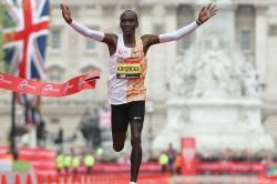 Eliud Kipchoge Brigid Kosgei Win London Marathon