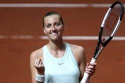 Kvitova To Face Kontaveit In Stuttgart Final