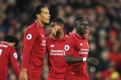 Liverpool Top Premier League After Beating Huddersfield Town Mane Salah Star Report