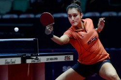 Ittf World Championship Suthirta Upsets Sabine Easy Win For Manika Batra