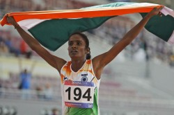 Aim Is To Qualify For Tokyo Olympics Gomathi Marimuthu