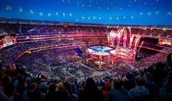 Wwe Wrestlemania 35 Sets Record