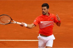 Off Colour Djokovic Scrapes Past Indian Wells Foe Kohlschreiber