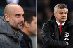 Manchester United V Manchester City Ole Gunnar Solskjaer Manchester Derby Record Moyes Mourinho Van Gaal