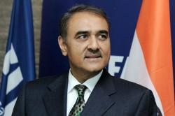 Praful Patel Elected As Fifa Executive Council Member
