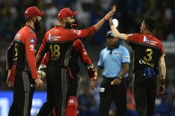 Kohli Backs Call To Give Negi 19th Over Chahal Remains Optimistic Ipl 2019 Mumbai Indians