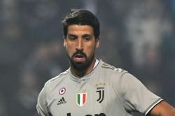 Sami Khedira Heart Problem Return Juventus Squad Ac Milan