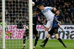 Inter 0 Lazio 1 Milinkovic Savic Keeps Champions League Race Alive