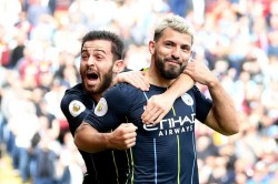 Guardiola Delighted Manchester City Grit Burnley
