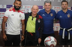 Atk To Go All Out Against Chennaiyin In Super Cup Semis
