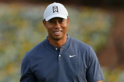 Tiger Grouped With Li Rahm At Masters