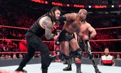Wwe Monday Night Raw Results And Highlights April 15