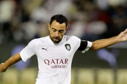 Afc Champions League Review Xavi Stars For Al Sadd