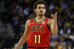 Nba Wrap Trae Young Makes Improbable Game Winner As Hawks Take Down Bucks