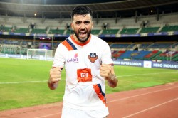 Ahmed Jahouh To Stay With Fc Goa For One More Season