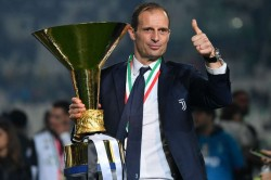 Massimiliano Allegri Seeks Challenge Not Sabbatical Juventus Departure Serie A