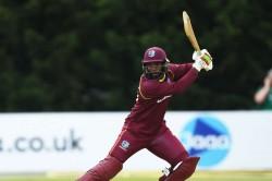 West Indies Beat Ireland Thanks To Sunil Ambris Century