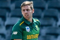 Anrich Nortje To Miss Cricket World Cup South Africa Call Up Chris Morris
