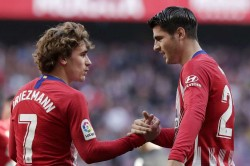 Antoine Griezmann Leaving Atletico Alvaro Morata Demands Respect