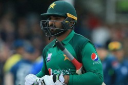 Asif Ali Rejoins Pakistan Squad After Daughter S Funeral Icc World Cup