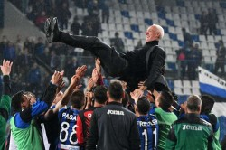 Atalanta Qualify Champions League Serie A Empoli Relegated