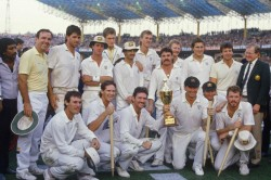 World Cup Flashbacks Australia Clinch First Title In 1987 Under Allan Border