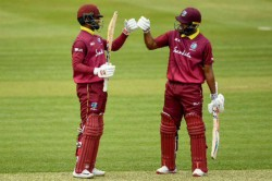 West Indies Beat Ireland Shai Hope John Campbell Record Stand