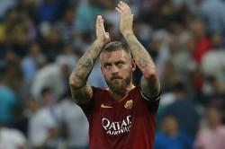 Claudio Ranieri De Rossi Roma Farewell