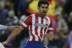 Napoli Look To Sign Atletico Madrid Striker Diego Costa