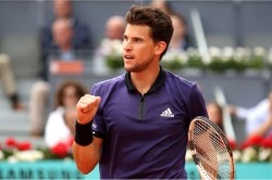 Dominic Thiem Beats Roger Federer Madrid Open