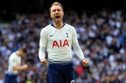 Premier League Eriksen Salvages Draw As Spurs Seal Fourth Place